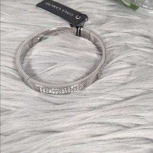 🆕 Vince Camuto Silver & Crystal Bracelet